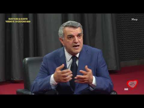 Elettori & Eletti 2017/18 Antonio Belsito, Insieme per Bisceglie