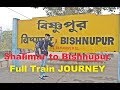Aryanak Express | Full Journey Coverage | Shalimar to Bishnupur, Bankura Train Journey | BankuraTrip