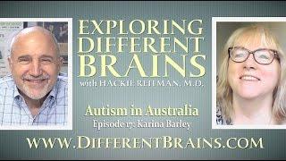 Autism in Australia with Karina Barley | EDB 17