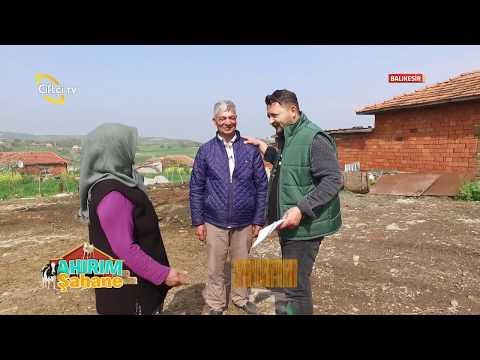 Bu Hafta Sındırgı Gölcük Köyünde Uçar Ailesinin Misafiriyiz - Ahırım Şahane / Çiftçi TV