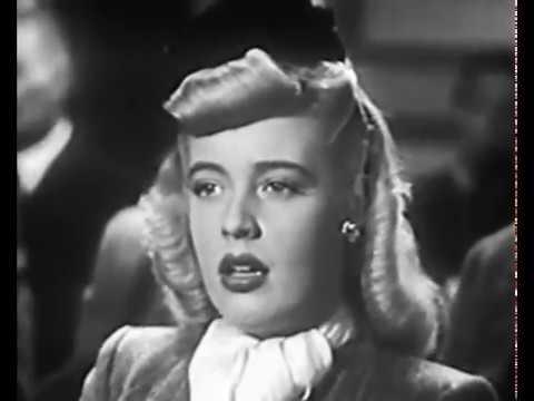 I Accuse My Parents (1944) CRIME-THRILLER
