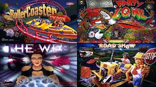 BEST VISUAL PINBALL 10 Vol. 17 | RC Tycoon, The Web, Party Zone, FSS Road Show
