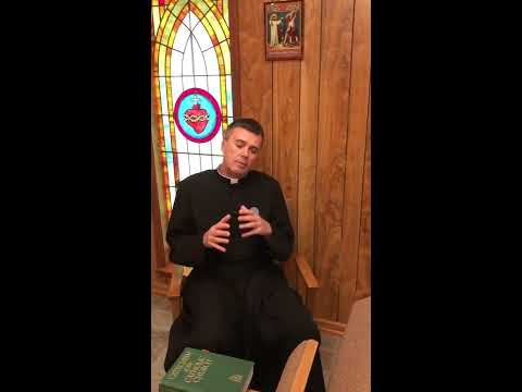 How To Keep Sunday Holy with Fr  Wade Menezes (Courtesy of EWTN)