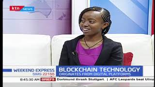 How blockchain technology has been promoted in Kenya