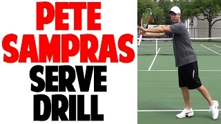 2 Drills For Developing Powerful Tennis Serves