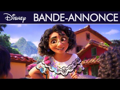 Encanto, la fantastique famille Madrigal - Première bande-annonce   Disney