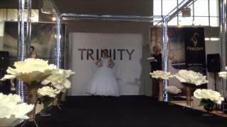 Показ коллекции TRINITY на свадебной выставке  ВВЦ 03 2014