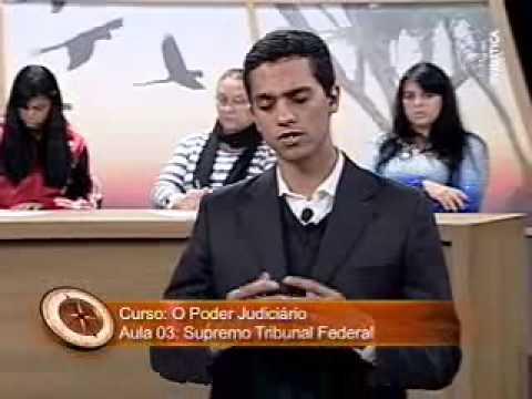 SABER DIREITO - Supremo Tribunal Federal - Fabrício Sarmanho
