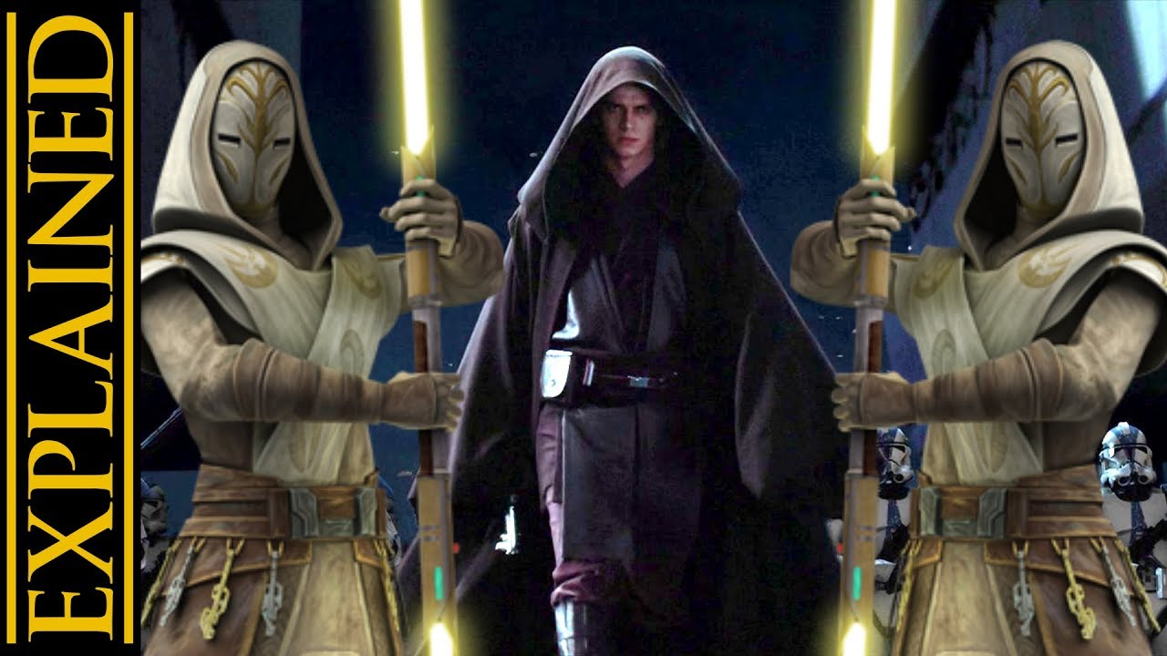 Where Were The Jedi Temple Guard During Order 66 Youtube
