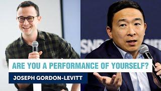 Is democratizing fame a good thing? | Joseph Gordon-Levitt & Andrew Yang | Yang Speaks