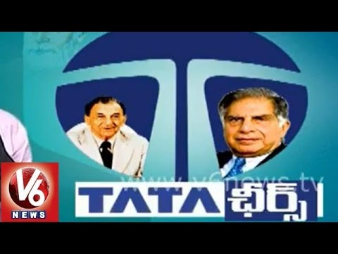 TATA Group, the greatest company in the world? - Peter Casey - V6 Spot Light