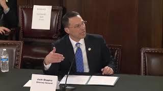 Davis Asks AG Shapiro About UPMC Legal Action