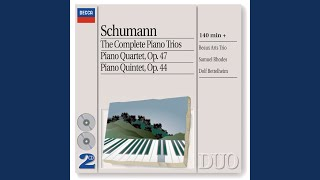 Schumann: Piano Trio No.2 in F, Op.80 - 1. Sehr lebhaft