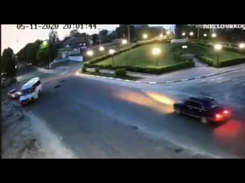 У Макарові маршрутка збила велосипедиста