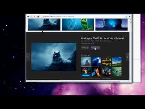 How To Change Your Desktop Wallpaper Computer Background On Windows