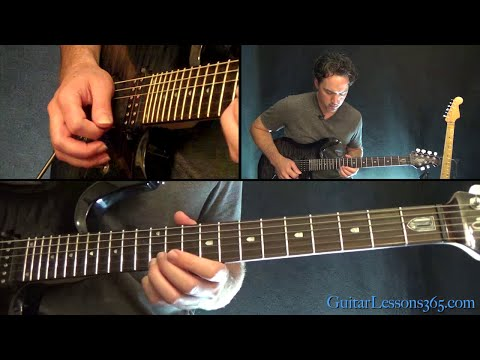 Whiskey In The Jar Guitar Lesson Metallica