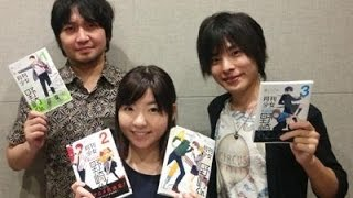 中村悠一さん、岡本信彦さん、小澤亜李さんの3人が思春期の女子ついて...
