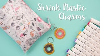 Sizzix Lifestyle - How to make Donut Charms thumbnail