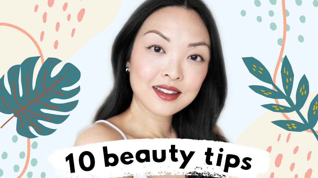10 Beauty Tips For Your Everyday Makeup Routine Youtube