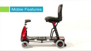 Solax Mobie Plus Folding Mobility Scooter