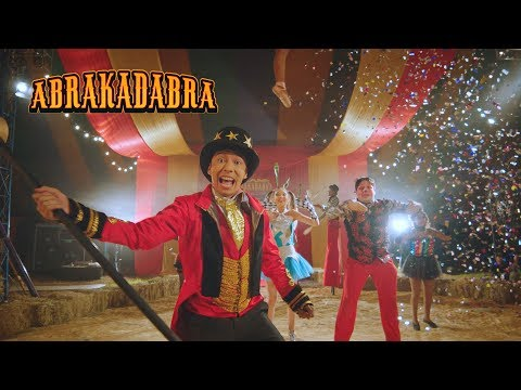 ABRAKADABRA / VIDEO MUSICAL - Ami Rodriguez