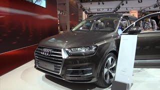 audi q7 2016 in depth review interior exterior