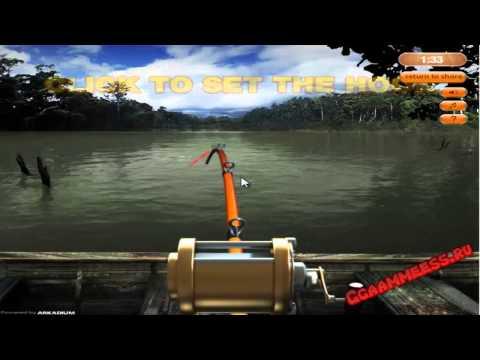 видео симулятор рыбалки 2015