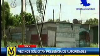 Habitantes de Delta Amacuro solicitan mejoras en la vialidad y alumbrado público