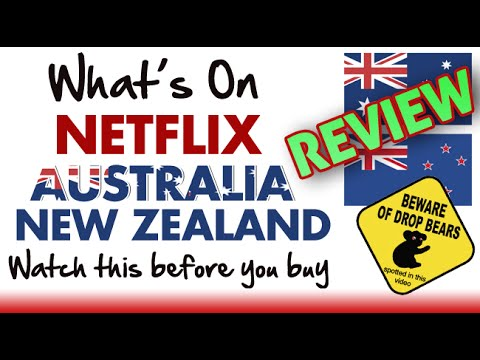 What's On Netflix Australia & New Zealand. THE COMPLETE LIST &