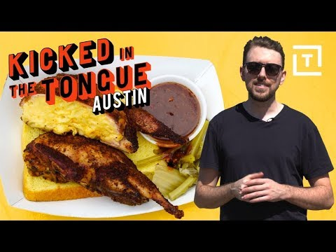 Eat Your Way Through Austin's Hidden Gems || Kicked In The Tongue: Austin