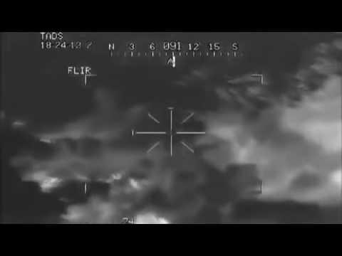 Убойное (ВИДЕО) Ночной снайперский огонь, военных вертолетов.