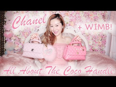 chanel-coco-handle-review-👛-worth-the-$$?-comparison,-pros-&-cons,-wear-&-tear-&-wimb-💖-lindiess