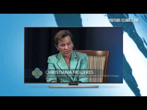 """UN Climate Czar Christiana Figueres """"Pressure Already in the System for Human Depopulation"""""""