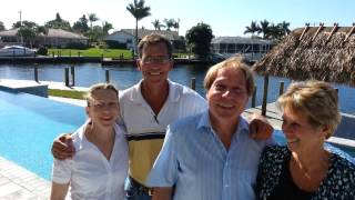 Villa Homes Cape Coral Waterfront New Home Builder Testimonial