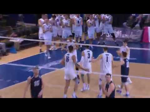 BYU Men's Volleyball vs Penn State game recap