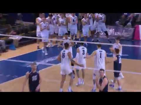 BYU Men's Volleyball vs Penn State game recap