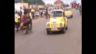 All yellow as Luweero welcomes Museveni for first campaign rally thumbnail