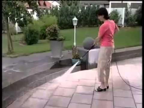 Car Washer: Bosch Car Washer Video