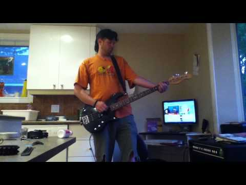 Everclear - everything to everyone bass cover