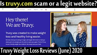 #truvyweightloss #truvyweightlossreviews #scamadviserreports truvy weight loss reviews {june 2020} is it legit or another scam?   scam adviser reports about ...