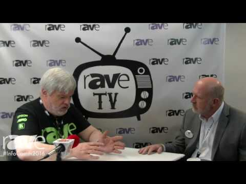 InfoComm 2016: Joel Rollins Sits Down With Clint Hoffman, VP of Marketing at Kramer