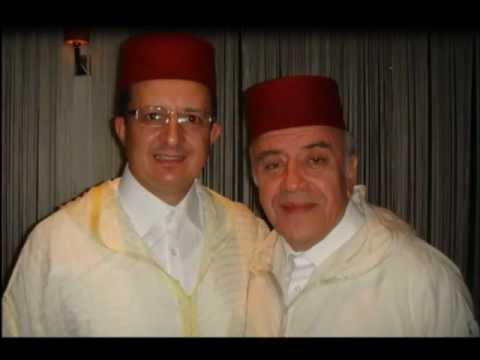 Orchestre Mohammed Amine DEBBI musique arabo-andalouse
