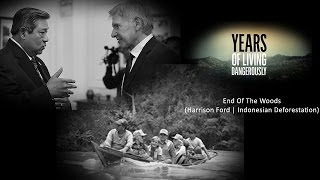 Years Of Living Dangerously - End of The Woods (Indonesia Deforestation Scenes Only) Teks Indonesia