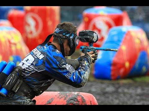 2015 Dallas PSP - Dynasty vs Impact - Sunday Paintball Game of the Day