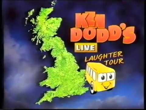 ken dodd's live laughter tour  1996 full show