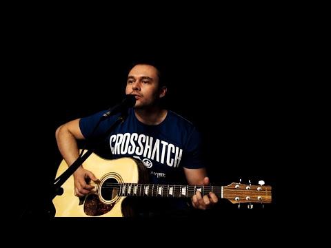 Красивая песня под гитару перебором видео