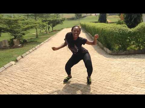 Kiss Daniel - Yeba Dance Video by Irene Dare