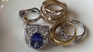 指輪にエネルギーの入れ方(購入時よりも輝きを増す方法)