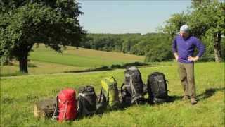 Rucksack Arten von der Tagestour bis zur Weltreise -  Video zur Rucksack Beratung