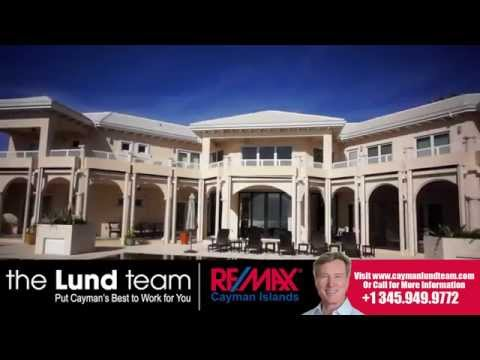 RE/MAX Cayman Islands, Savannah Seafront Estate, LUND team